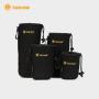 TARION镜头袋保护套佳能尼康单反相机内胆包微镜头桶单收纳包